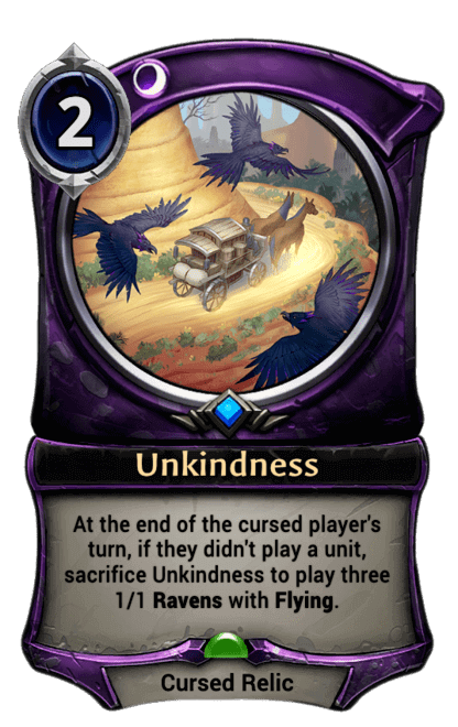 Card image for Unkindness