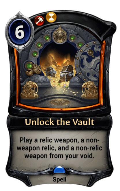Card image for Unlock the Vault