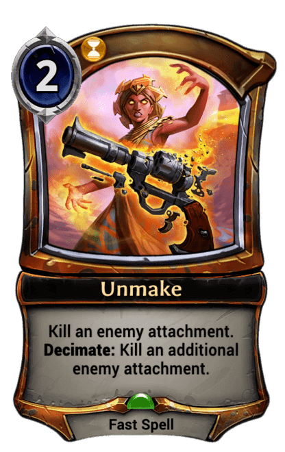Card image for Unmake