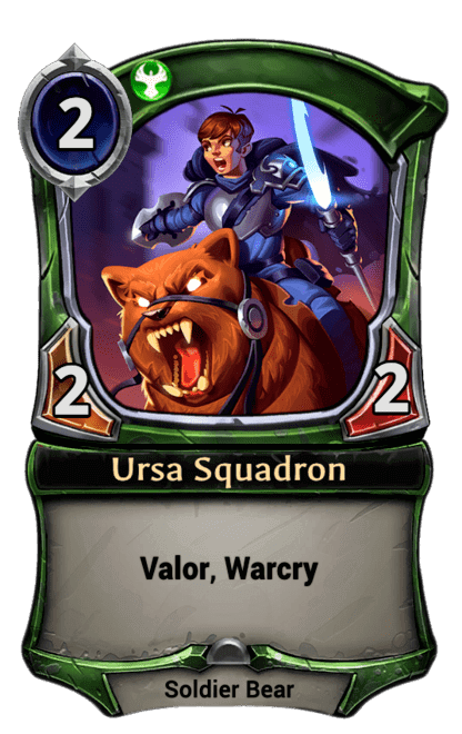 Card image for Ursa Squadron