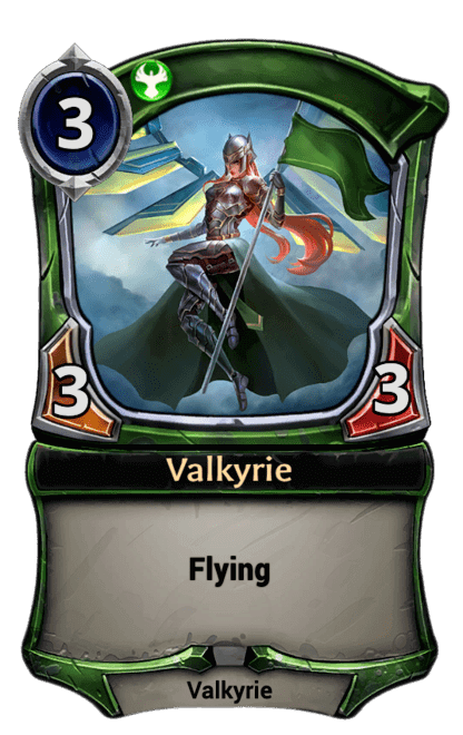 Card image for Valkyrie