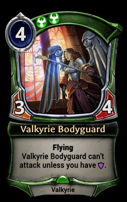 Card image for Valkyrie Bodyguard