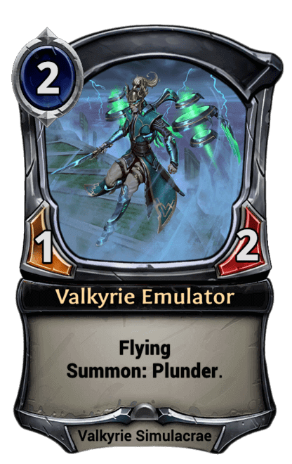 Card image for Valkyrie Emulator