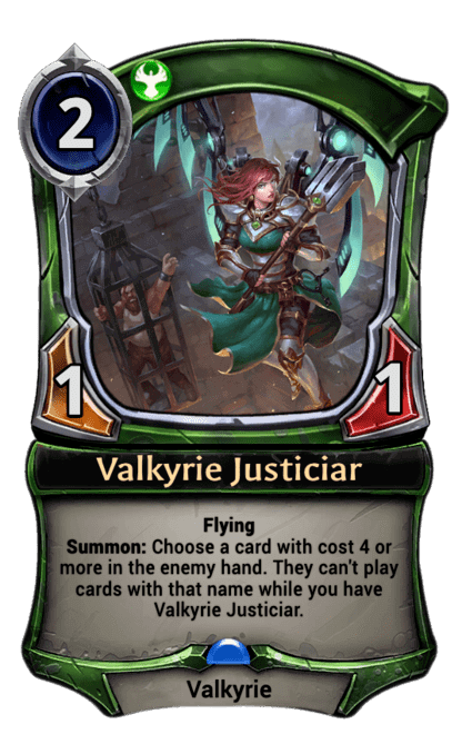 Card image for Valkyrie Justiciar
