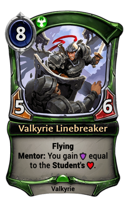 Card image for Valkyrie Linebreaker