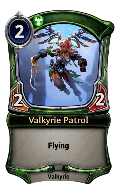 Card image for Valkyrie Patrol