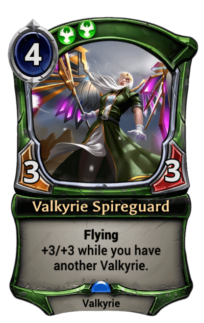 Card image for Valkyrie Spireguard