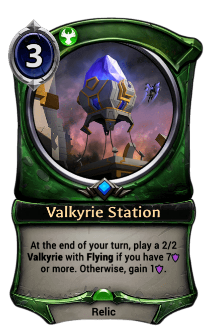 Card image for Valkyrie Station