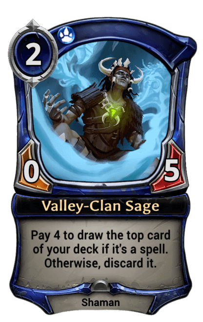 Card image for Valley-Clan Sage