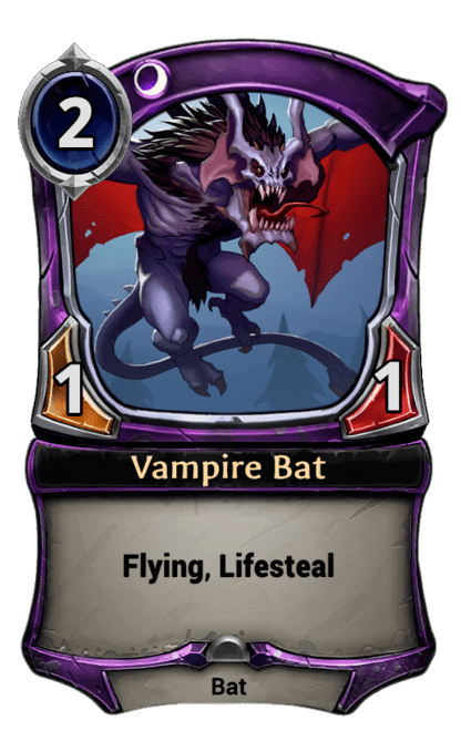 Card image for Vampire Bat