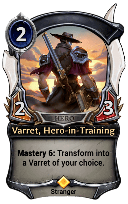 Card image for Varret, Hero-in-Training