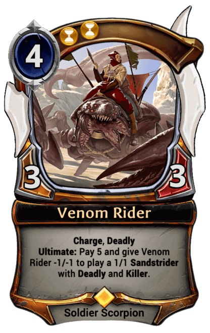 Card image for Venom Rider