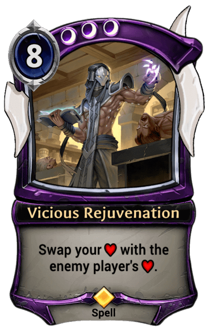 Card image for Vicious Rejuvenation