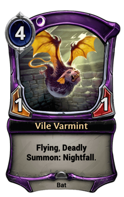 Card image for Vile Varmint