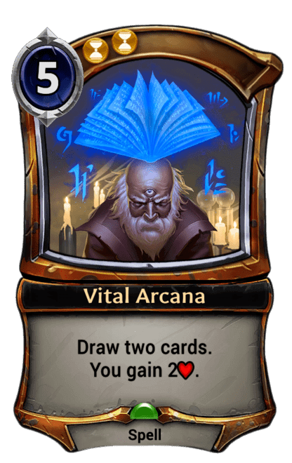 Card image for Vital Arcana