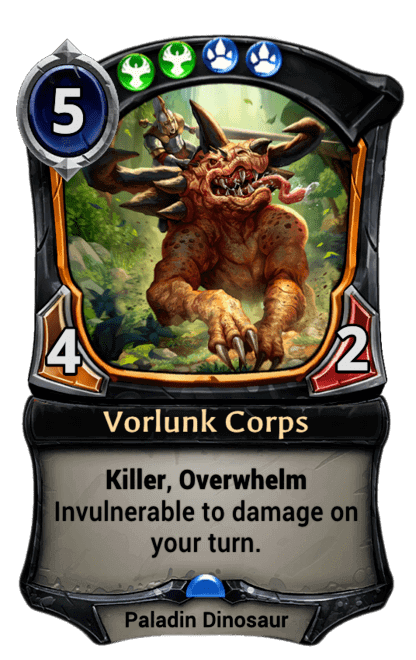 Card image for Vorlunk Corps