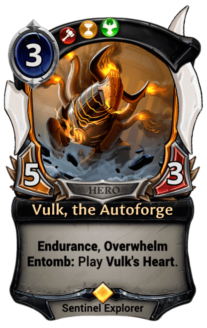 Card image for Vulk, the Autoforge