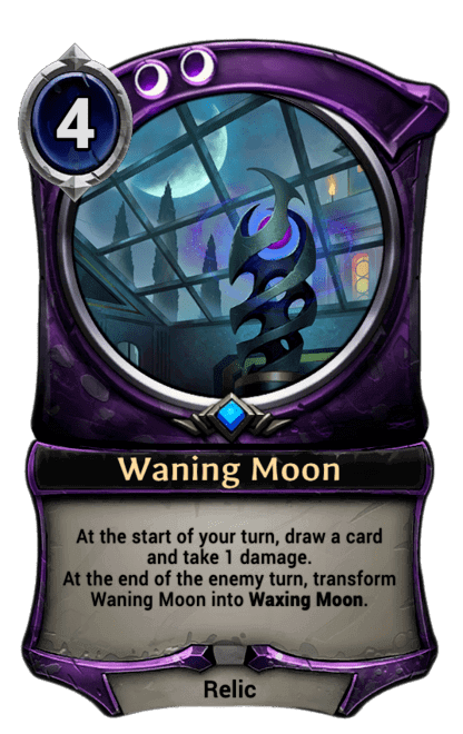 Card image for Waning Moon