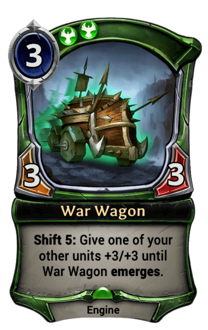 Card image for War Wagon