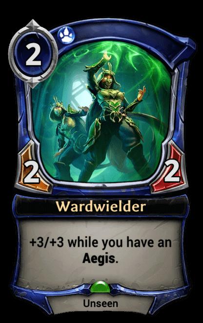 Card image for Wardwielder