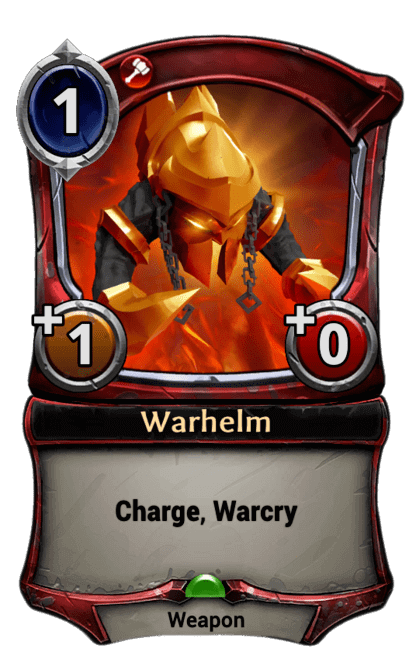 Card image for Warhelm
