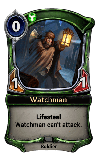 Card image for Watchman