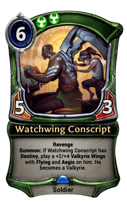 Card image for Watchwing Conscript