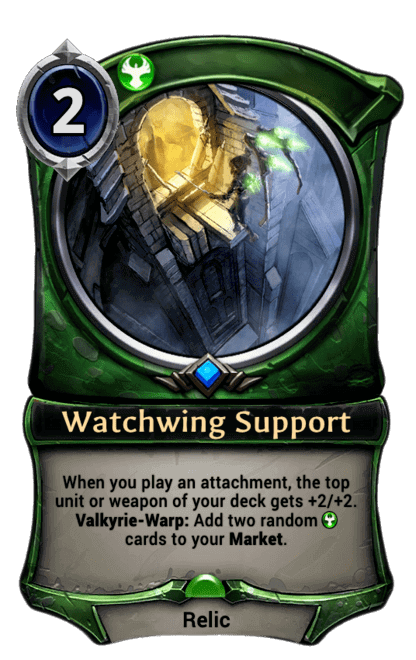 Card image for Watchwing Support