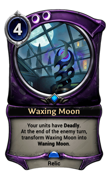 Card image for Waxing Moon
