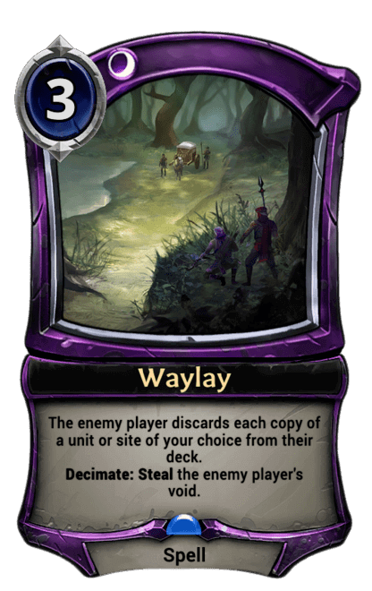 Card image for Waylay