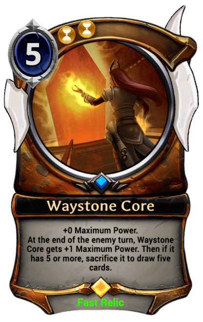 Card image for Waystone Core