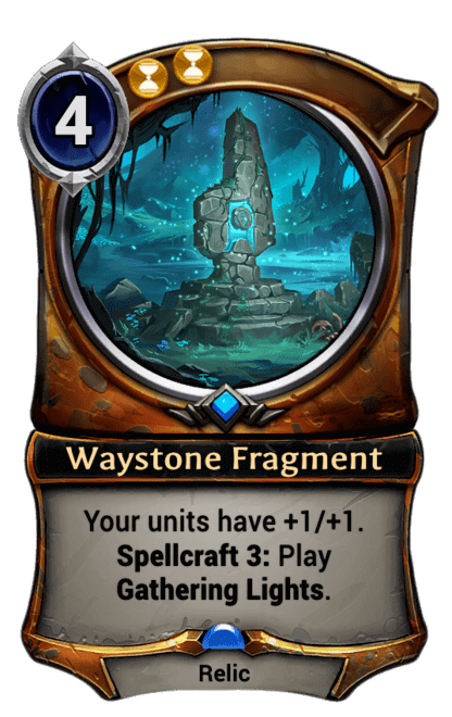Card image for Waystone Fragment