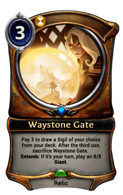 Card image for Waystone Gate