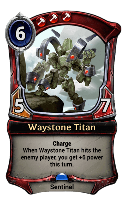 Card image for Waystone Titan