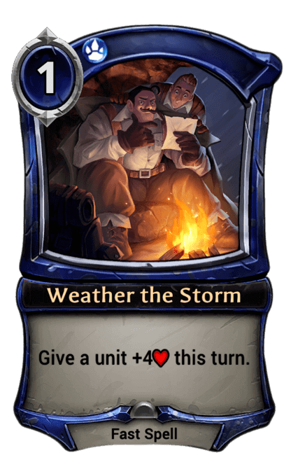 Card image for Weather the Storm