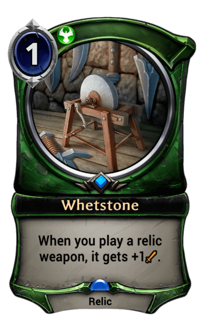 Card image for Whetstone