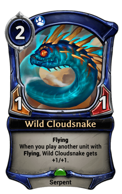 Card image for Wild Cloudsnake