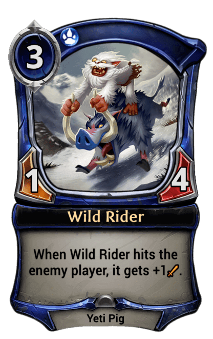 Card image for Wild Rider
