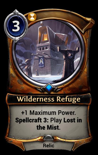 Card image for Wilderness Refuge