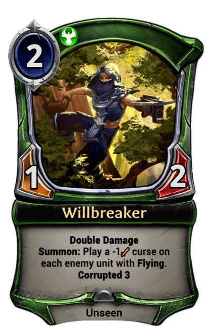 Card image for Willbreaker