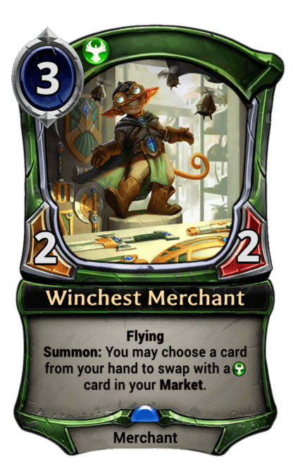 Card image for Winchest Merchant