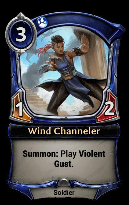 Card image for Wind Channeler