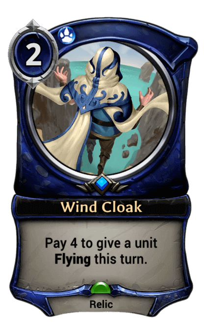 Card image for Wind Cloak