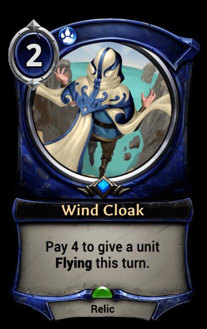 Card image for Wind Cloak