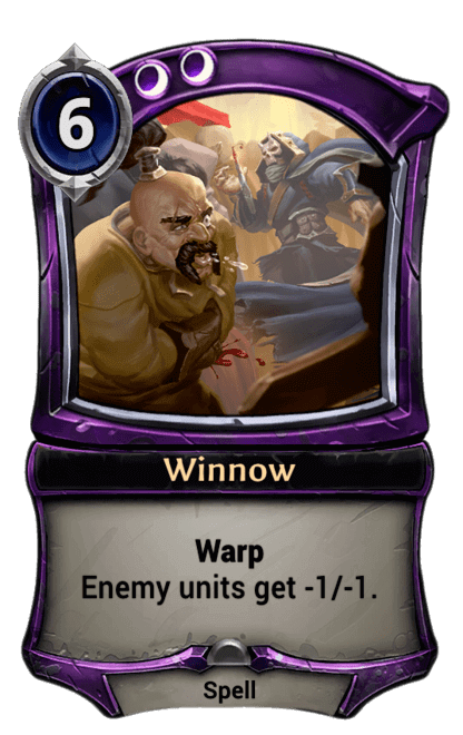 Card image for Winnow