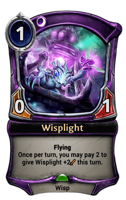 Card image for Wisplight