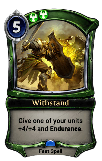 Card image for Withstand