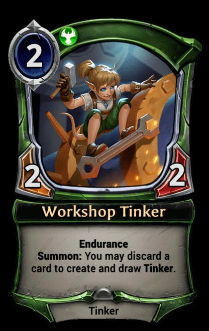 Card image for Workshop Tinker
