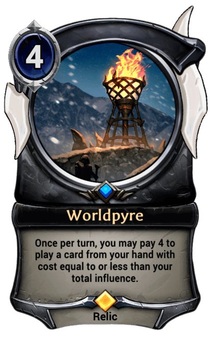 Card image for Worldpyre