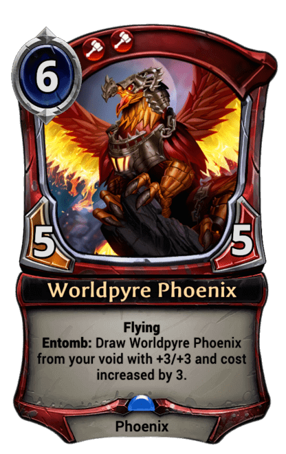Card image for Worldpyre Phoenix